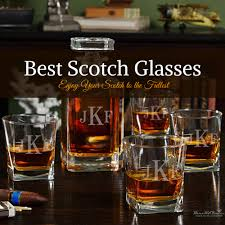 The 28 Best <b>Scotch Glasses</b> for an Extraordinary Home Bar