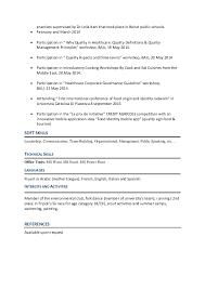 chirine el masri cv english version  4 practices