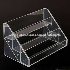 Acrylic Tiered Display Stands China 100 Tier Clear Acrylic Display Stand on Global Sources 80