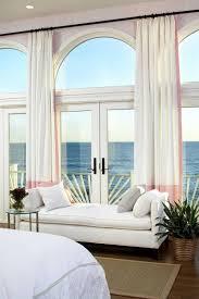 Massachusetts Beach House Tour   Pretty Arched Windows   Terrat Elms    Marblehead Residence