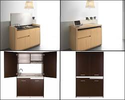 Micro Kitchen Micro Efficient Apartment Solutions An Elegant Small Space