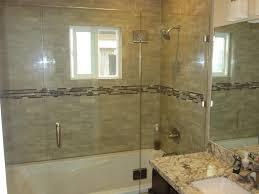 Frameless Glass Shower Doors Over Tub Selection