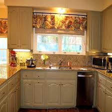 Primitive Country Kitchen Curtains Rustic Kitchen Curtains K Farmhouse Kitchen Image Of Rustic