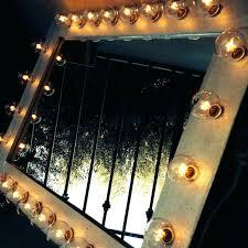 diy hollywood vanity mirror with lights. vanities: hollywood vanity mirror canada with lights diy also ikea makeup big bulbs