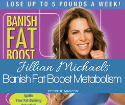 jillian michaels banish fat boost metabolism is a great cardio workout without any equipment needed