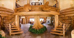 pioneer log homes has built as large as 112 000 square feet the world s very biggest log structure in fact but most of their projects are on the order