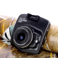 car gt300 full 1080p hd dvr dash camera with night vision black