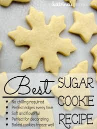 christmas sugar cookies recipe.  Cookies Best Sugar Cookie Recipe On Christmas Cookies