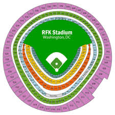 Rfk Concert Seating Chart R F K Stadium Pt 3 Endangered Washington D C Bob Busser
