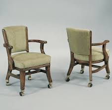 casual dining chairs with casters: dining chairs on wheels executive design