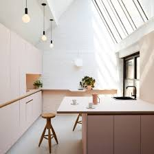 design interior office.  interior grt architects creates new york office with millennialpink kitchen and  dark  throughout design interior office