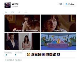 shades of grey twitter s funniest deleted scenes telegraph related articles 50 shades of grey
