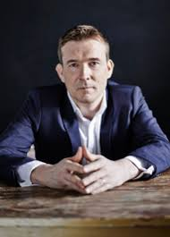 David Mitchell (Author of Cloud Atlas)