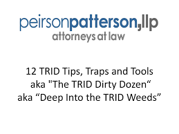 Trid Laws 1 Expanded Coverage