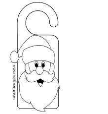 door hangers templates. Door Hanger Templates For Christmas | Template Hangers