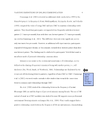 Example Of Apa Research Paper With Headings Sample Word Document