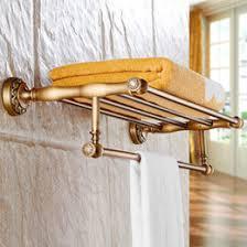 bathroom accessories online nz. wall mounted towel rack bathroom accessories classic antique brass bar shelf online nz l