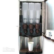Tea Coffee Vending Machine Delectable Tea Coffee Vending Machine All 48 Options Explained