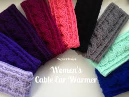 Crochet Ear Warmer Free Pattern