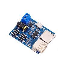 <b>MP3 Lossless Decoding Board</b> TF Card U Disk Module with Power ...