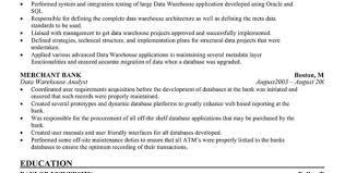 information architect resume dwh architect resume data warehouse architect resume templates