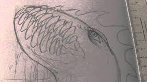 sea monster drawing. Beautiful Drawing Inside Sea Monster Drawing S