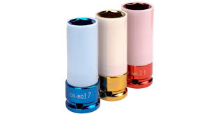 <b>Набор ударных головок для</b> литых дисков 17-19-21мм 3шт АРТ ...