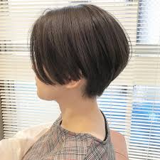 Coasthair Hairstyle2019 ショートボブベリーショート 前髪