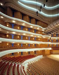 Renee And Henry Segerstrom Concert Hall Lighting Design On