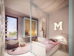 Modern Girl Room Design