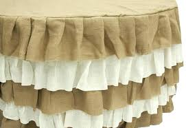 60 inch round tablecloth burlap tablecloth for inch round table burlap round tablecloth hobby lobby burlap