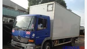 Plus de 3 annonces de camions disponibles. Camion Mercedes Ateco 1217 Akwa Akwa Cameroon Loozap