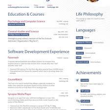 Free Web Resume Templates Sample Online Resume Website Resume Template Free Website Best Cv 78
