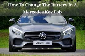 When changing a chrome key battery, you'll want to pull on the tab at the bottom, push the key into the narrow end of the slot to remove the cover, and. How To Change The Battery In A Mercedes Key Fob