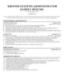 System Administrator Resume Cool System Administrator Resume Example Letter Resume Directory