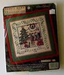 16 best Cross Stitch - Debbie Mumm images on Pinterest | Cross ... & Debbie Mumm Christmas Counted Cross Stitch Kit Adamdwight.com