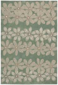 picture of nourison contour sage area rug 8 x 10 6