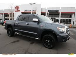 2010 Toyota Tundra Limited CrewMax 4x4 in Slate Gray Metallic for ...