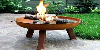 wrought iron fire pit how do i clean my cast6