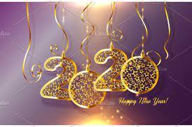 Realistic Glow Golden 3D 2020 New ...