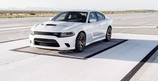 2015 Dodge Charger SRT Hellcat: The insane 707HP sedan you wanted ...