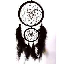 Double Dream Catchers Brown dream catcher brown web rooster from dreampeacepositivity 89