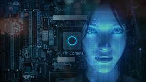 1360x768 Cortana Windows 10 Desktop ...