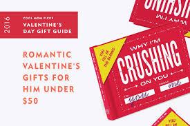 12 romantic valentine s gifts for him under 50 valentine s day gift ideas 2016