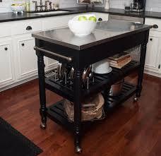 white kitchen cart with stainless steel top luxury 399 kitchen island ideas 2018