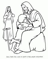 Small Picture Free Printable Bible Story Coloring Pages vidopediacom