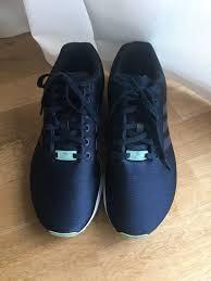 torsion zx flux. adidas torsion us 9 blue zx flux satin rare - photo 1/8 f