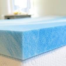foam mattress. Fine Mattress Gel Memory Foam Mattress Topper Queen Size 2 Inch Thick UltraPremium Intended