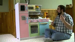 Pastel Kitchen Kidkraft Pastel Kitchen Set Review Youtube