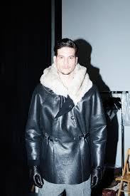 giorgio armani fall 2017 menswear collection in paris crash